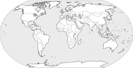 Free Printable Blank World Map Images With No Labelling. We Have Various  Colors And Styles Of Blank Printable Maps Of The World, So Download Your ...