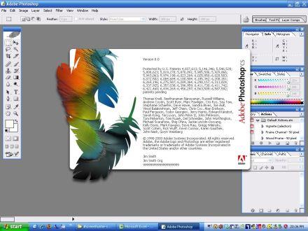 скачать фотошоп для windows xp
