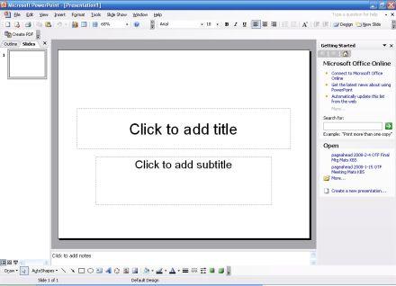Powerpoint скачать бесплатно для windows xp
