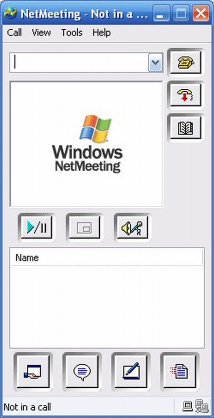 start netmeeting windows xp Netmeeting replacement in windows 7  looks like we are going to have to start looking for another solution  netmeeting and win 7 i installed windows xp mode.