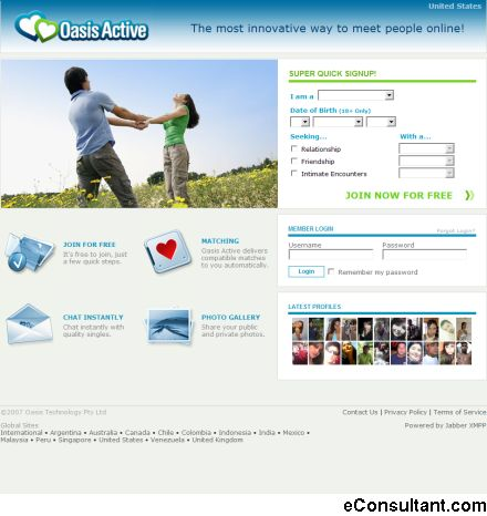 oasis active profiles dating - 2