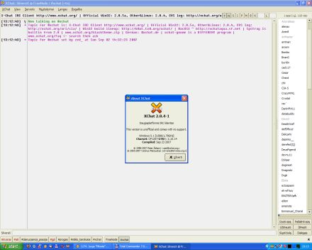 Download xchat for windows.